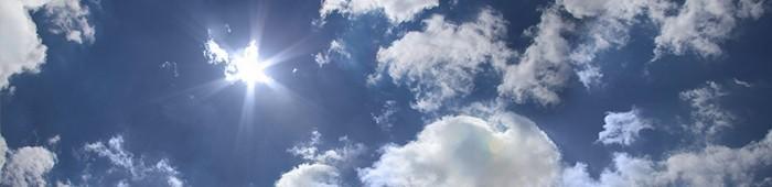 Fototapety chmury