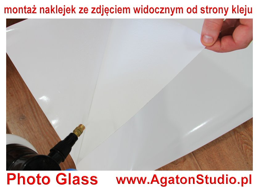 Montaż Photo Glass