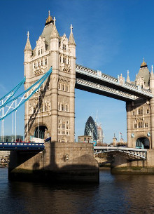 Fototapeta Tower Bridge w Londynie
