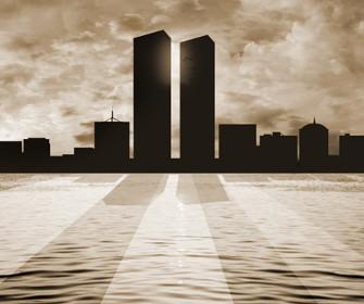 Nowy Jork, dwie wieże