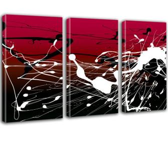 Abstrakcyjny, nowoczesny obraz na ścianę