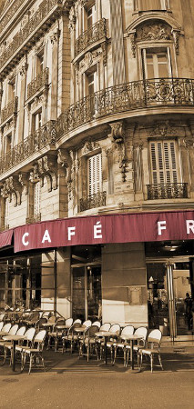 Fototapeta z Paryża