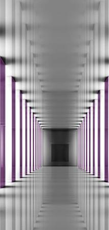 tunel powększający pomieszczenie