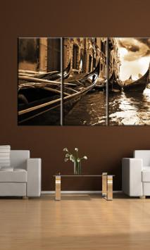 Obraz Gondola w Wenecji