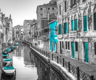 Widok Wenecji